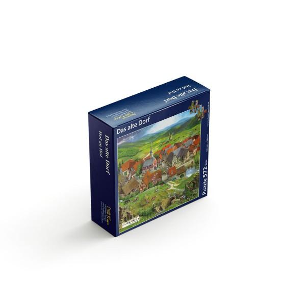Puzzle Das alte Dorf - klein