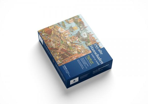 Puzzle Der alte Hansehafen