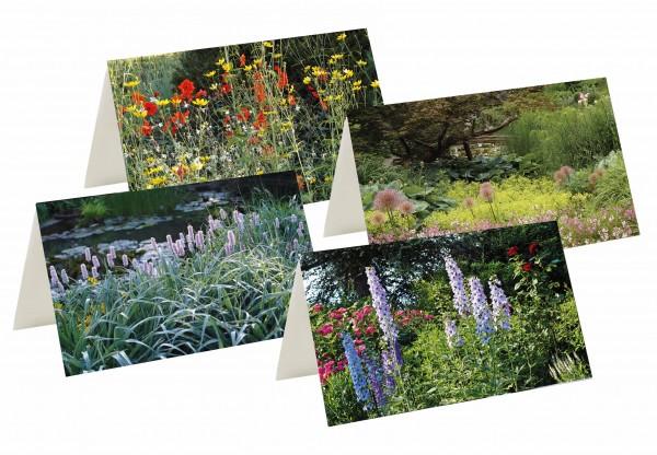 Briefkarten: Sommer im Foerster-Garten