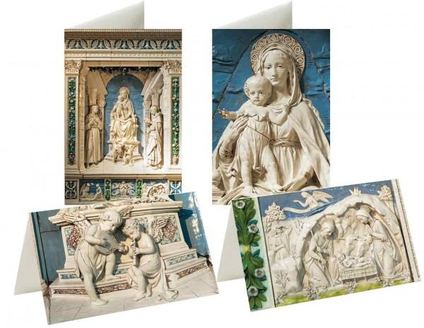 Briefkarten: Münchner Christkindl
