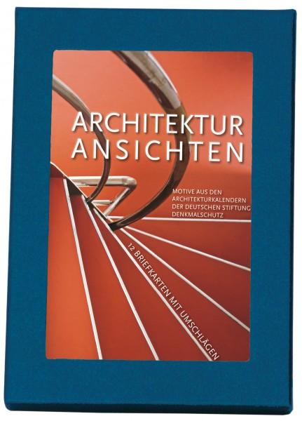 Geschenkkästchen: Architekturansichten