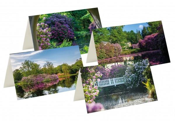 Briefkarten: Blütenrausch