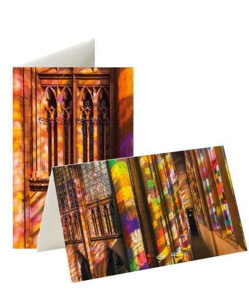 Briefkarten: Lichtklänge