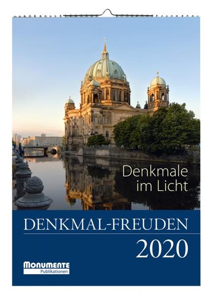 Denkmal-Kalender 2020
