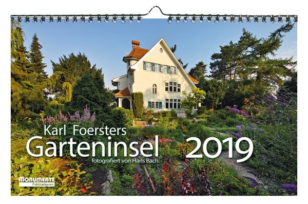 Karl Foersters Garteninsel 2019