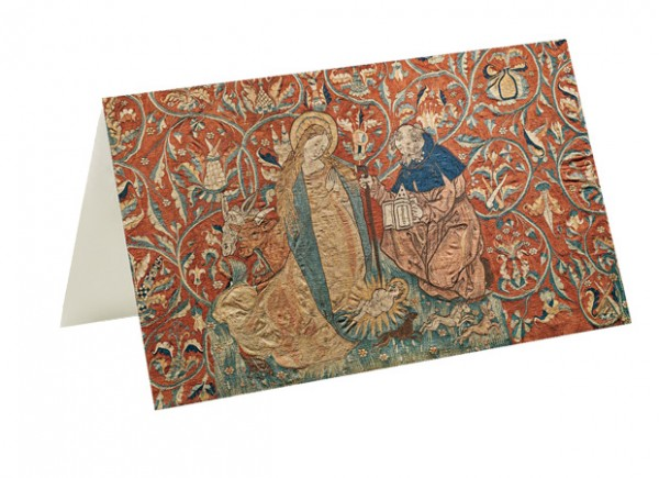 Briefkarten: Marienteppich