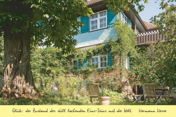 Briefkarten: Hermann Hesse am Bodensee