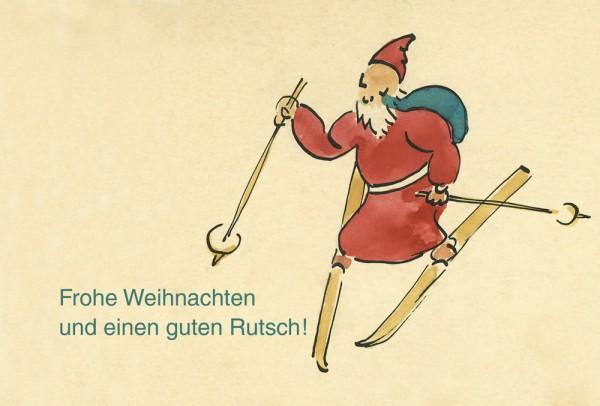 Briefkarten: Weihnachtszaubereien