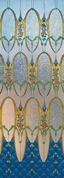 Fensterbild Glasperlen Mittel