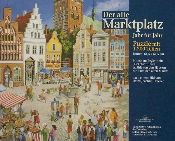 Puzzle Der alte Marktplatz