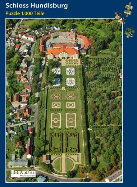 Puzzle Schloss Hundisburg