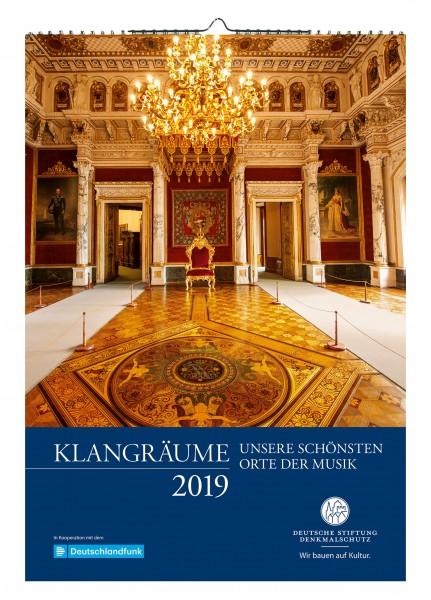 Klangräume Kalender 2019