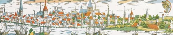 Premiumkarten: Stadtsilouette