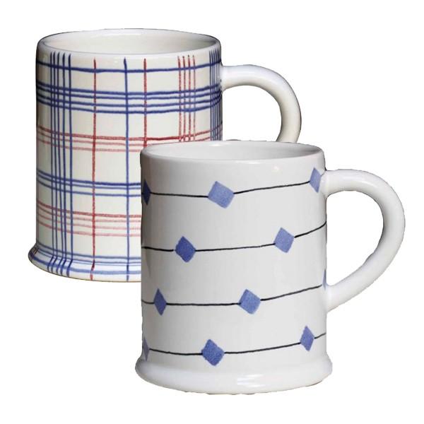 Keramik-Tassen 2er Set