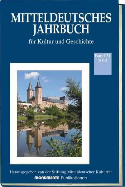 Mitteldeutsches Jahrbuch Bd. 21