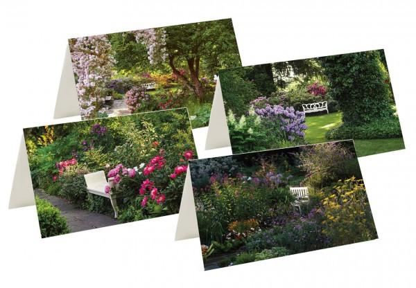 Briefkarten: Sommerpause