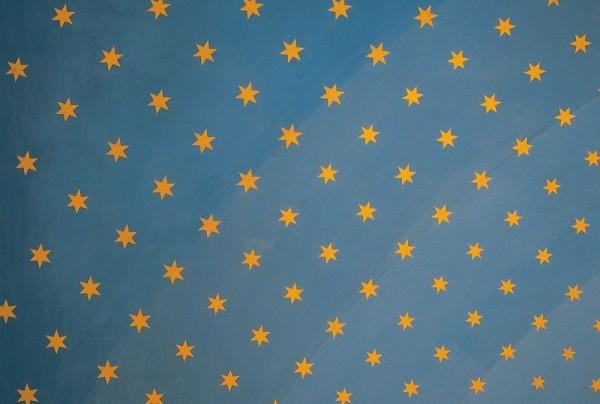 Briefkarten: Sternenhimmel