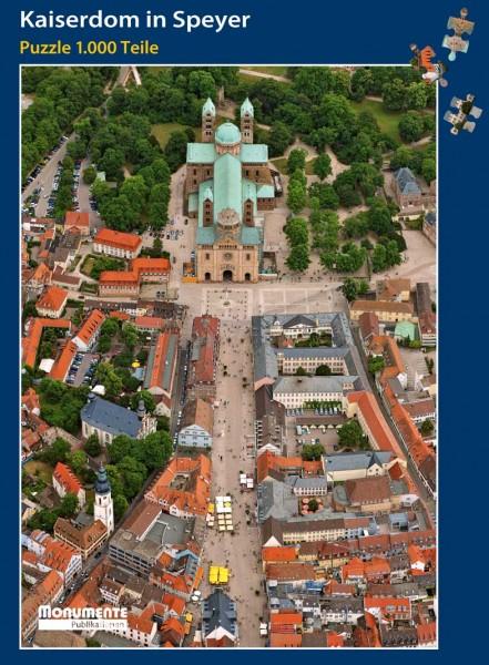 Puzzle Kaiserdom in Speyer