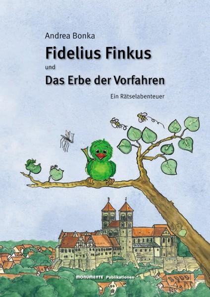 Fidelius Finkus Ein Rätselabenteuer