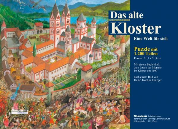 Puzzle Das alte Kloster