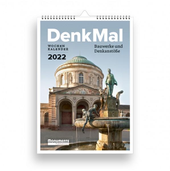 DenkMal Wochenkalender 2022