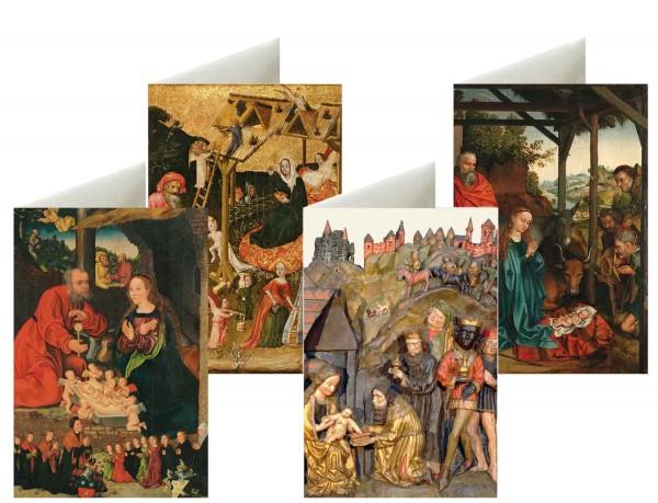 Briefkarten: Berliner Weihnacht