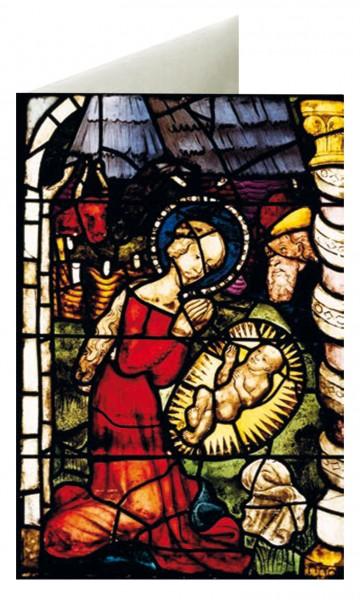 Briefkarten: Ulmer Weihnacht