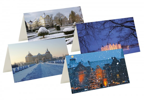 Briefkarten: Wintermärchen