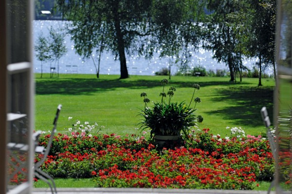 Blumenterrasse Liebermann-Villa, Berlin-Wannsee