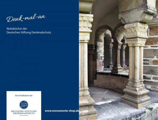 Notizbuch Denk-mal-an Säulen