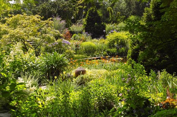 Puzzle Gartenfreuden