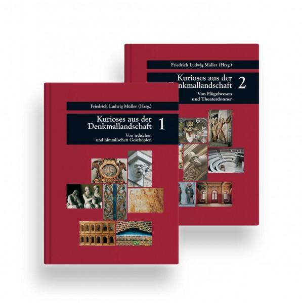 Kurioses aus der Denkmallandschaft - Band 1 & 2 im Set