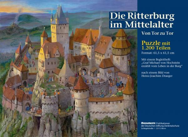 Puzzle Die Ritterburg