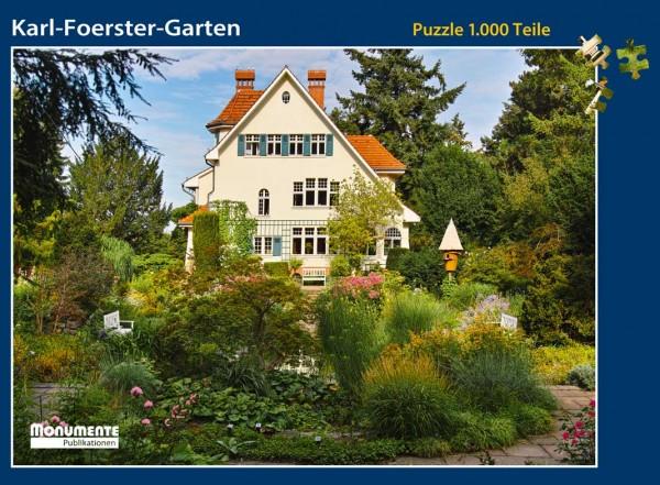 Puzzle Karl-Foerster-Garten