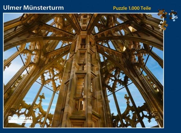 Puzzle Ulmer Münsterturm