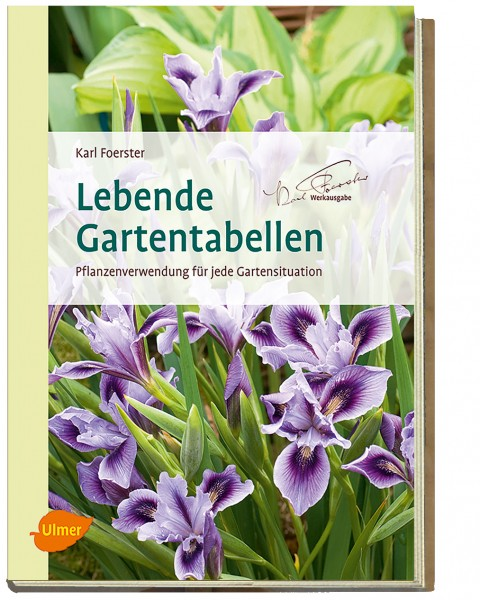 Karl Foerster - Lebende Gartentabellen