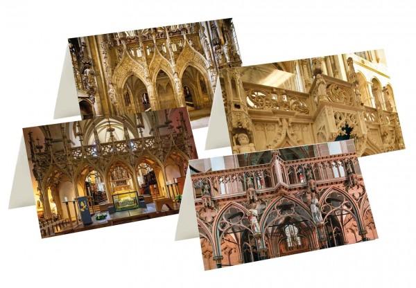 Briefkarten: Fantasien in Stein